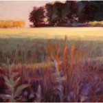 """Indian Summer""14""X14"" Oil, Bella Galleria"