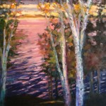 """Northeast Wind, Sunrise"" 24""X30"" OilSOLD"