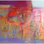"""Red Rocks II""Acrylic 36""X48, Art One GallerySOLD"