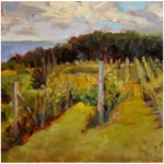"""Summer Vines"" 16""X16"" OilSOLD"
