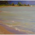 """Approaching Storm""  OIL 30"" X 40"" Blue Heron Gallery  SOLD"